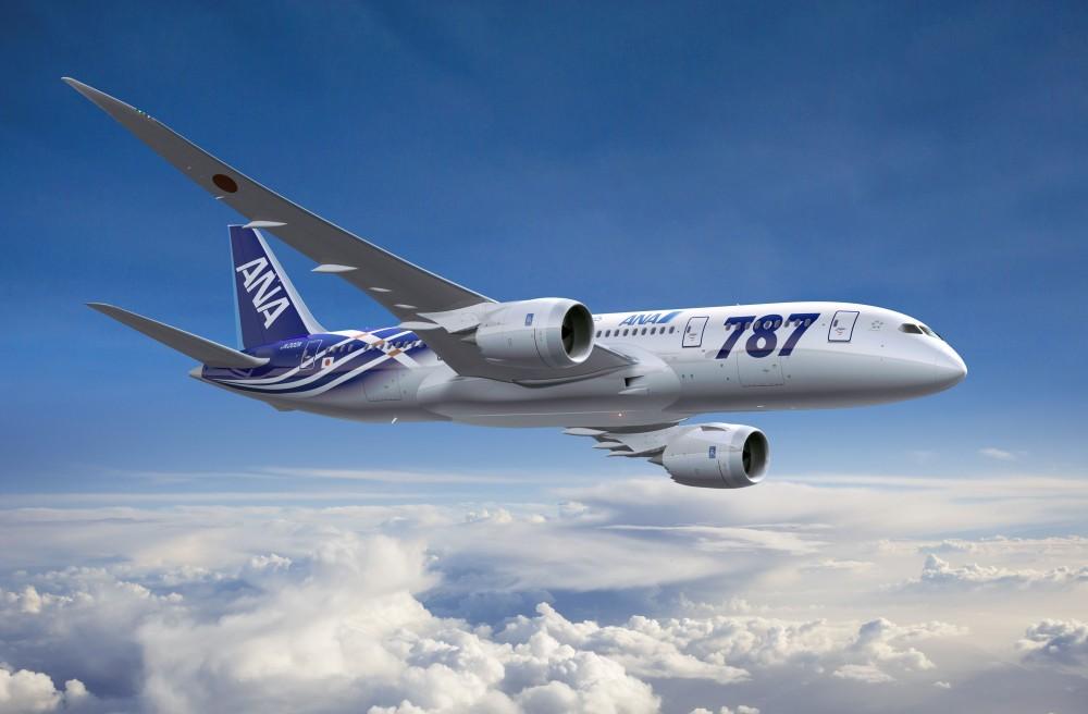 ANA 787 Special