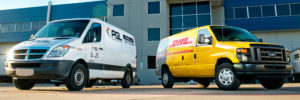 PGL Parcel Delivery Vehicles