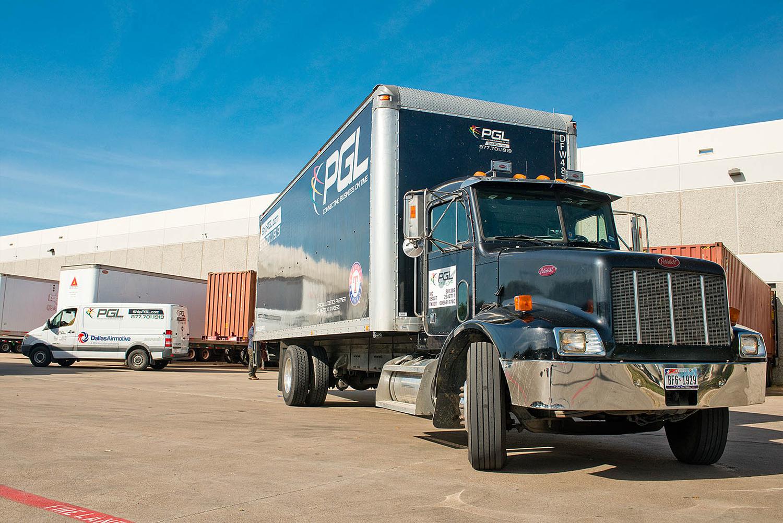 PGL Box Truck